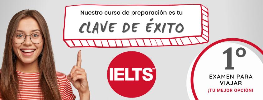 curso de preparación para IELTS México