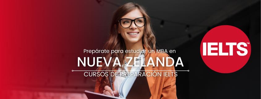 Estudia un MBA en Nueva Zelanda con el certificado IELTS México